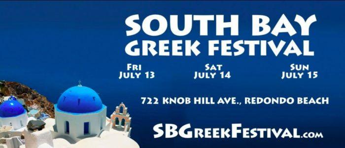 South Bay Greek Festival 2018