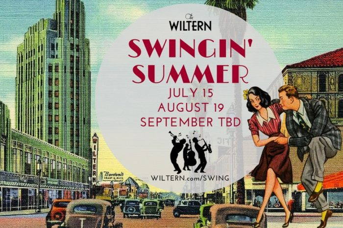 Swingin' Summer Series at The Wiltern
