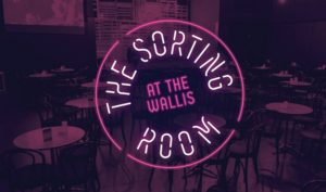 The Sorting Room at The Wallis