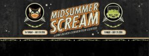 Midsummer Scream 2018