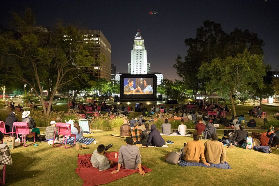 Proud Picnic Movie Night Presented By Outfest Amp Grand Park