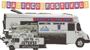 LA Taco Festival at Grand Park