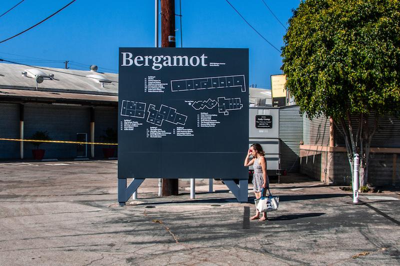 Bergamot Station