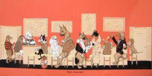 Dog Days of Summer at Hammer Museum