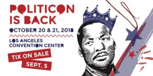 Politicon 2018 Los Angeles Convention Center