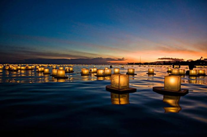 Los Angeles | Water Lantern Festival 2018