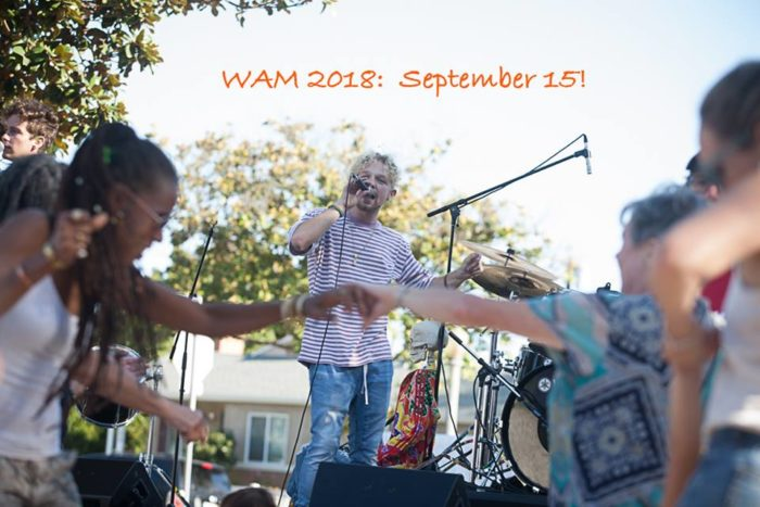 Westchester Arts and Music Block Party 2018