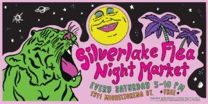 Silverlake night flea market