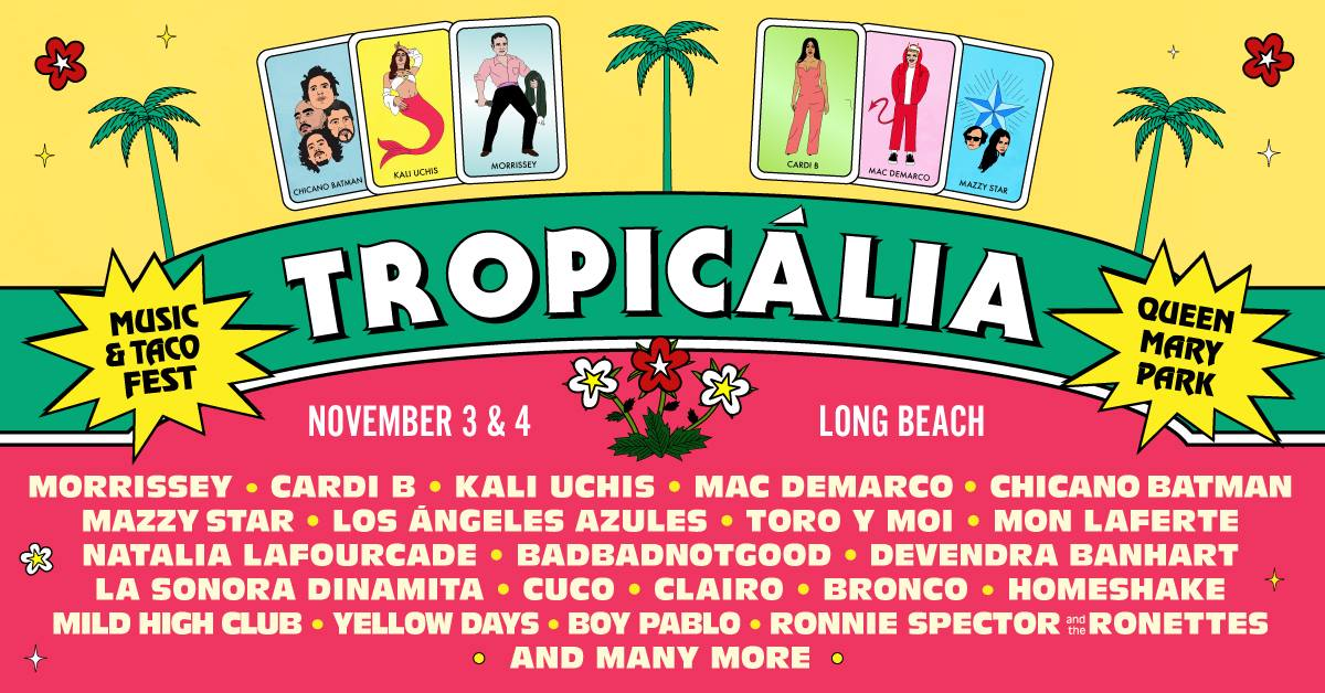 Kali Uchis Queen Mary Events Park Long Beach November