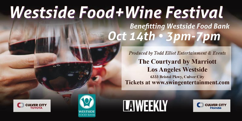 Los Angeles Food And Wine Festival Discount