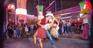 Round Up Country Block Party 2018 at LA Live
