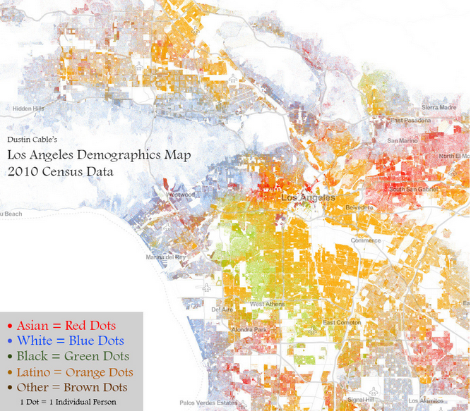 Los Angeles Map Png.A Post With 9 Awesome Maps Of Los Angeles