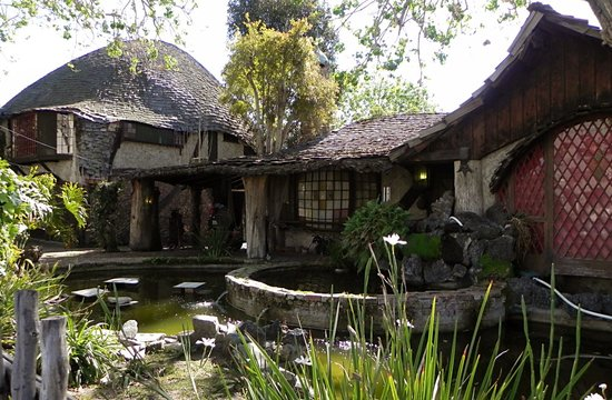 The Hobbit House in Culver City