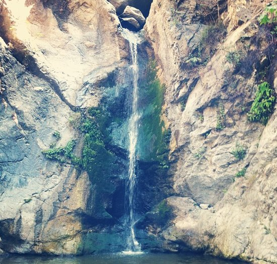 Eaton Canyon Watefall