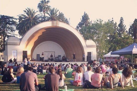 Levitt Pavilion Summer Concerts