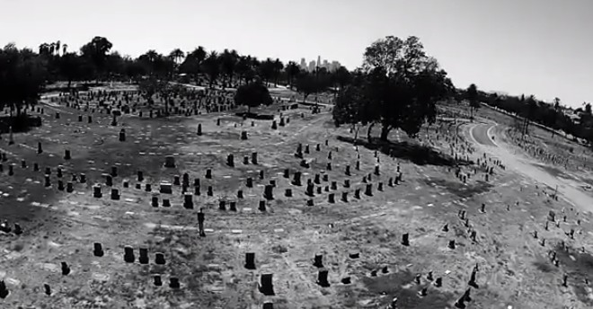 Evergreen Cemetery Los Angeles