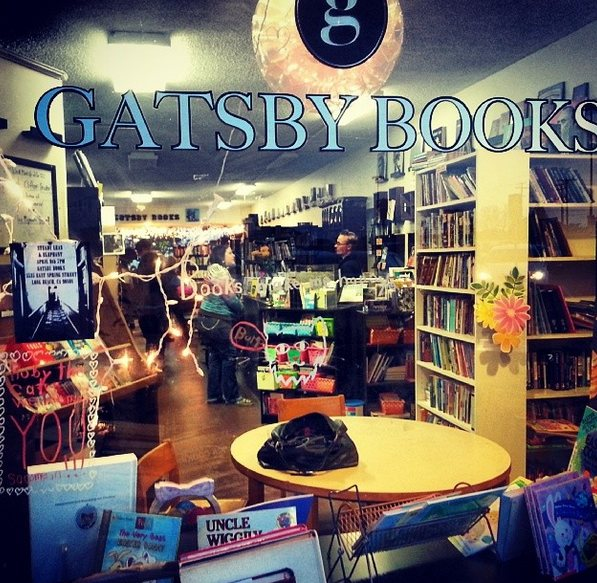 Gatsby Books in Long Beach