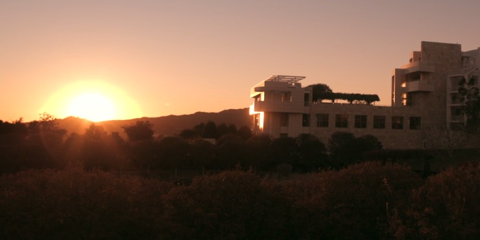 A Perfect Day at the Getty Center
