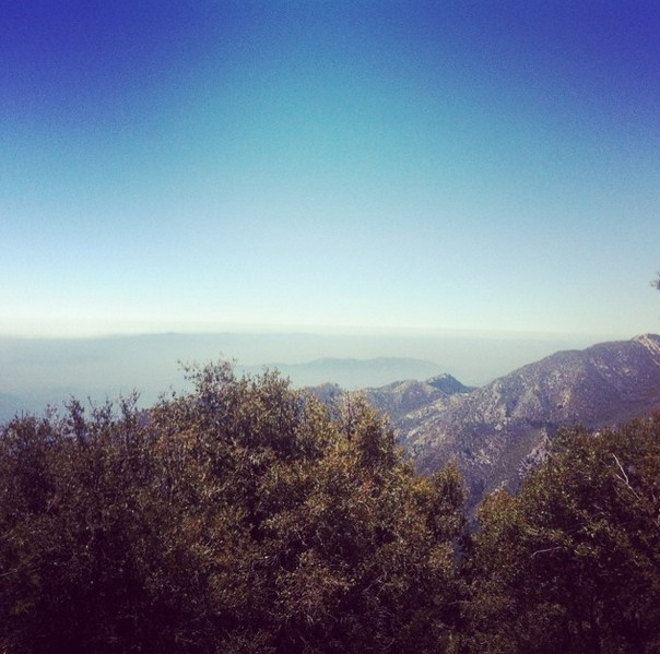Mt. Wilson via the Chantry Flats