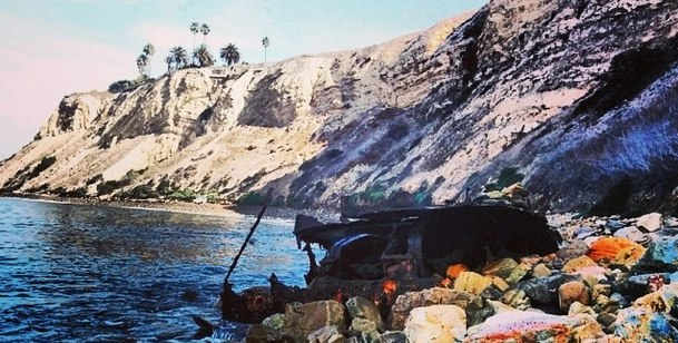 Shipwreck Trail Los Angeles