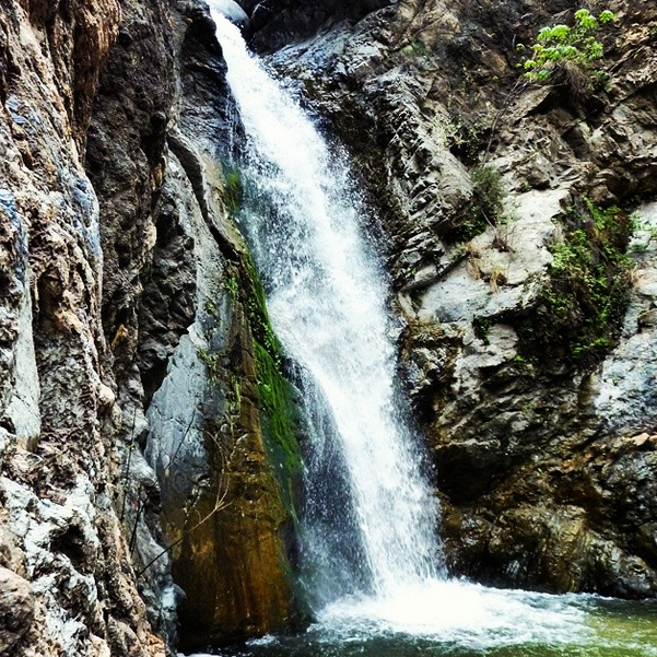 Sturtevant Falls via Chantry Flats