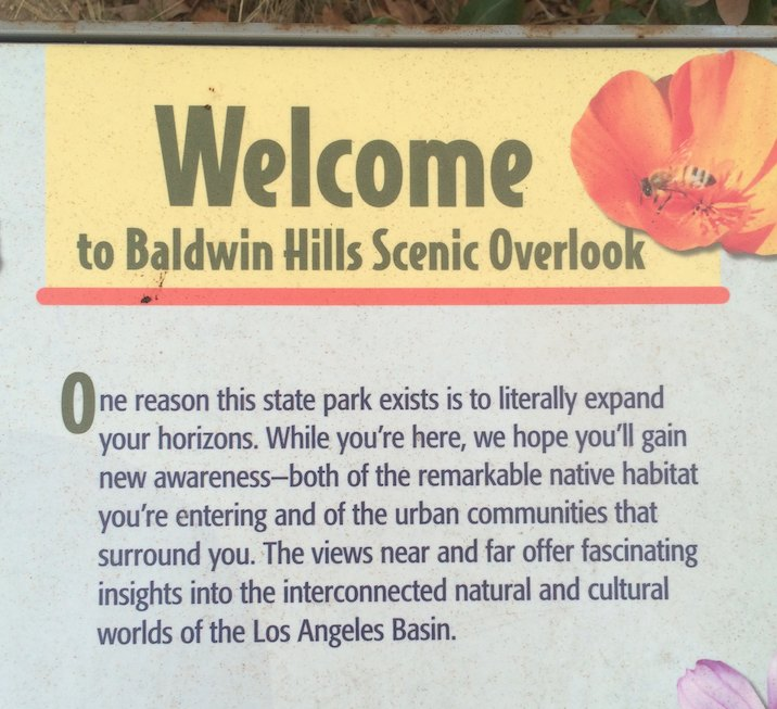 Baldwin Hills Scenic Overlook Visitor Center