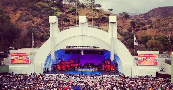Hollywood Bowl Performance