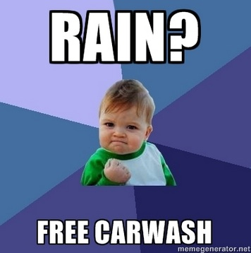 Free Car Wash Meme