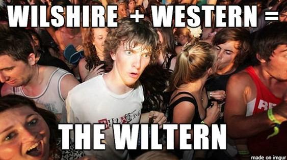 Wilshire Western Meme