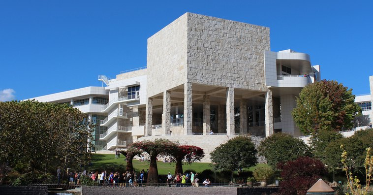 The Getty Center Exterior