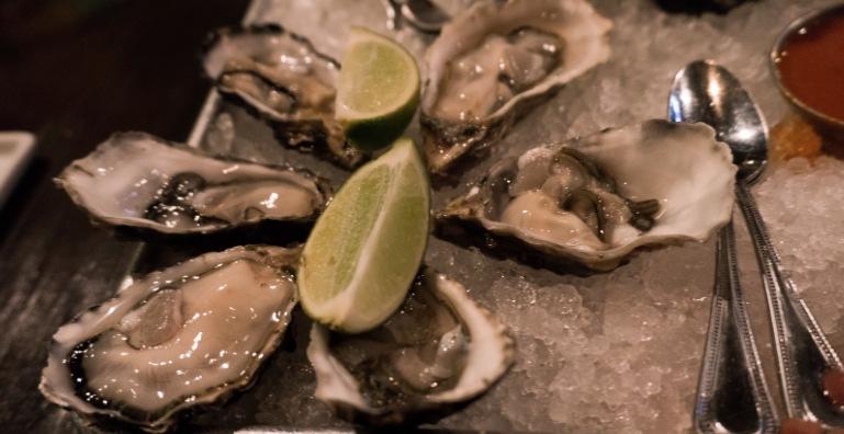 Cerveteca DTLA Oysters