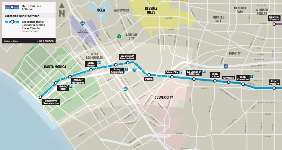 Metro Expo Line Phase 2