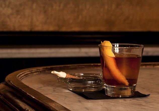 Pour Vous Monte Carol Cocktail