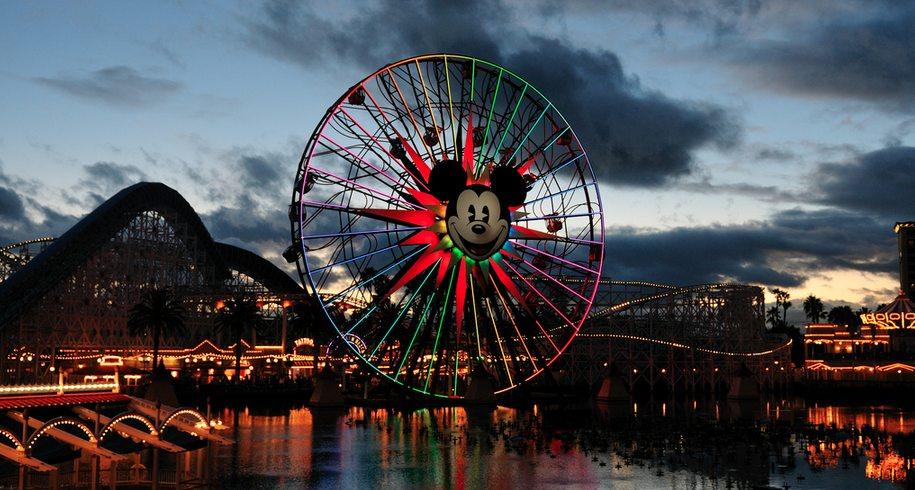 Disneyland Adventure Park