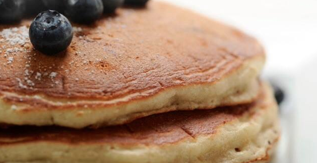 Blu Jam Cafe Pancakes