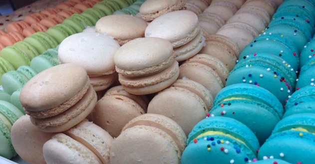 Dolys Delectables Macarons
