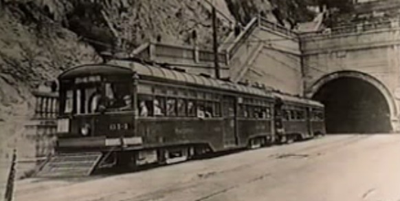 Pacific Electric Railroad Los Angeles