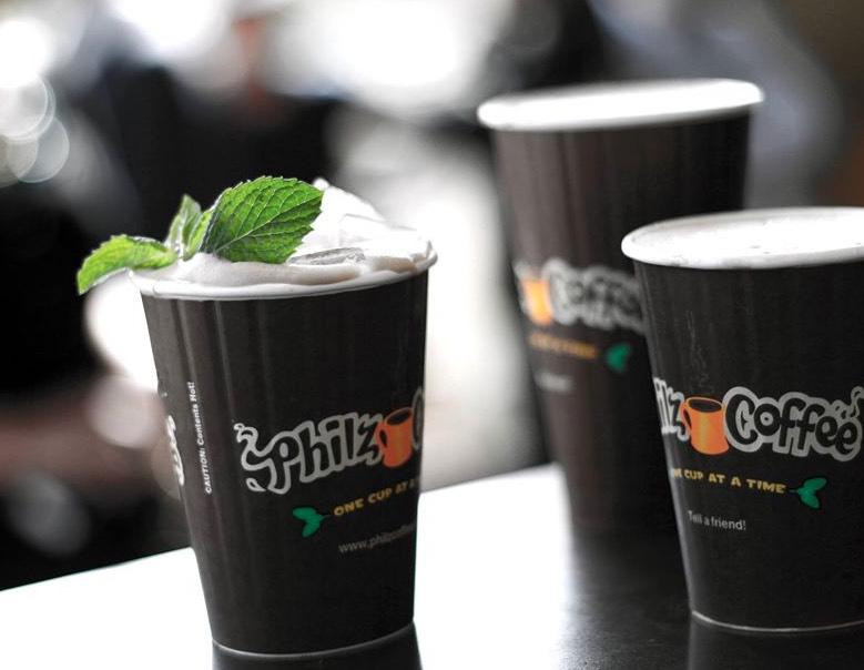 Philz Coffee Mojito