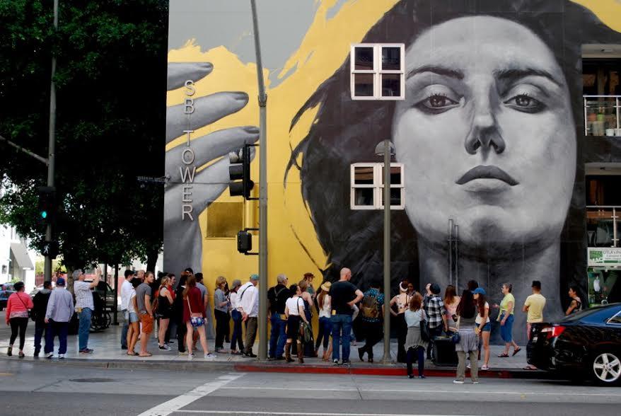 Historic Core Walking Tour Los Angeles