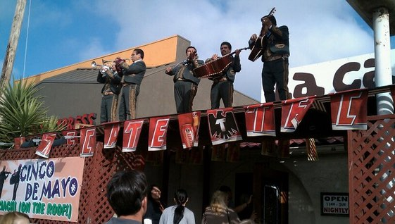 La Cabana Rooftop Mariachis
