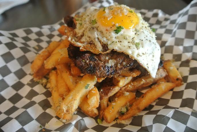 Chomp Eatery Steak Fries