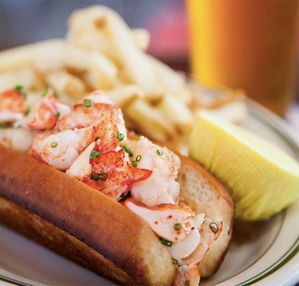 Connie And Teds Lobster Roll