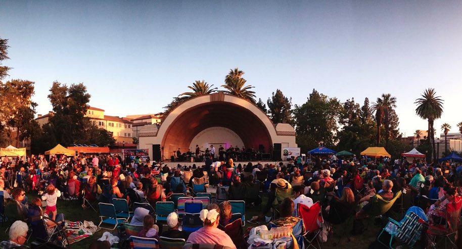 Levitt Pavilion Concerts Pasadena