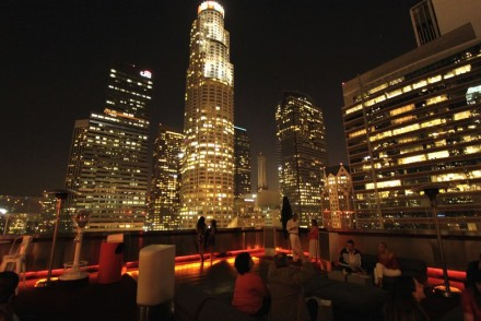 Rooftop Bar The Standard Hotel