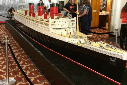 LEGO Queen Mary