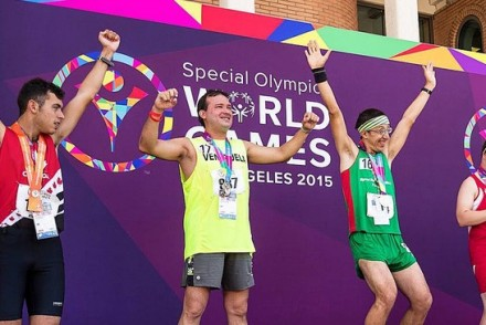 Special Olympics Featured