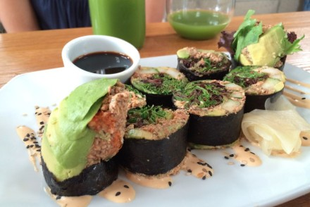 Spicy Tuna Roll The Springs