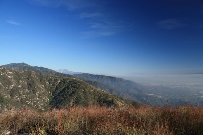 Jones Peak Bailey Canyon