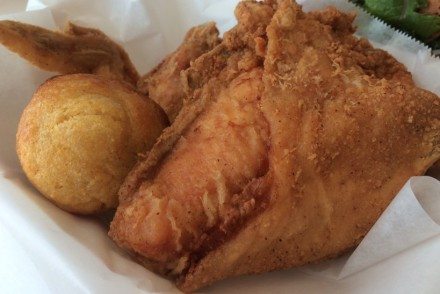 Major Dave's Fried Chicken