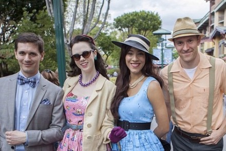 Dapper Day featured